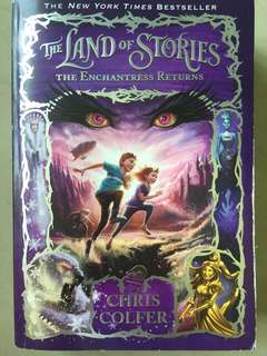 🚚 The Land Of Stories -The enchantress returns