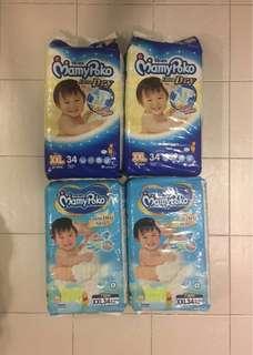Mamypoko Tape (XXL) 4 packs