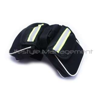 Bicycle/Bike Saddle Frame Bag Cycling Pouch/Bags Rainproof Cover
