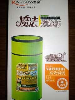 King Boss Vacuum Flask 1.6L
