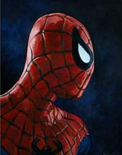 Lukisan spiderman