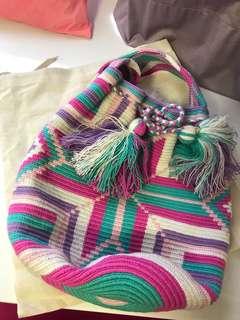 Chila Bag 人手織布袋
