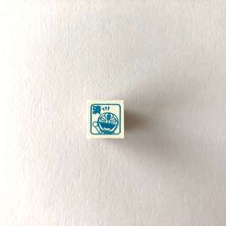 BN DORAEMON JAPANESE RUBBER STAMP