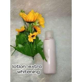 Lotion whitening