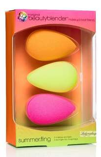 beautyblender summer fling set (BNIB, original $85)