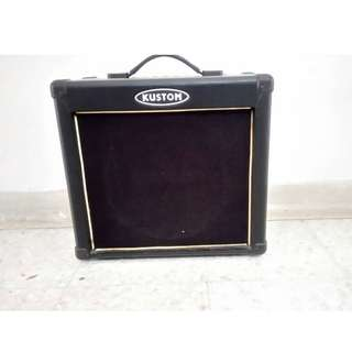 Kustom 12 Gauge Guitar Amplifier (16 Watts)