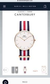 Daniel Wellington (authenthic)
