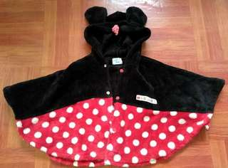 Minnie Mouse Costume cape