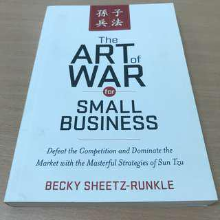 🚚 The ART of WAR for  SMALL BUSINESS