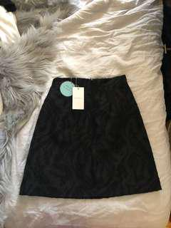 Kookai Mini Skirt - Size 34