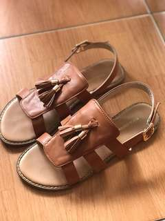 MARIE CLARIE BROWN SHOES