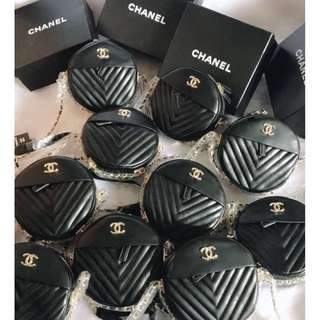 Chanel Round As Earth