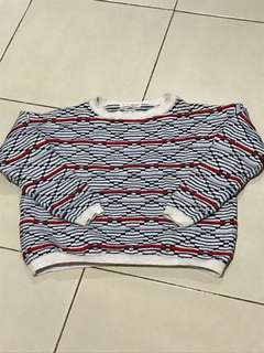 Repriced!!!Brabaa sweater,fits to small to medium