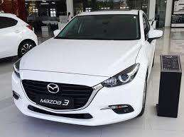 New Model Mazda 3 Available! Grab / Long Term Usage Welcome!