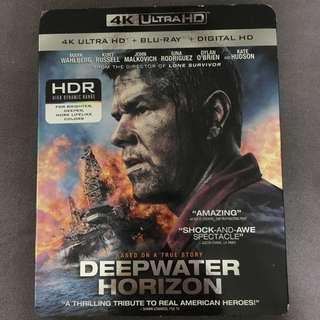 "🚚 "" Deepwater Horizon (2017)"" 4K Ultra HD Blu-ray, BRAND NEW &SEALED"