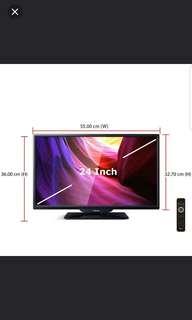 """Philip 24"""" LED TV"""