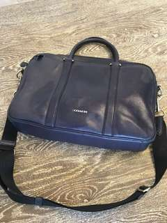 Coach office, computer bag 90% new