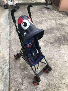 Stroller Buggy Brand Anakku