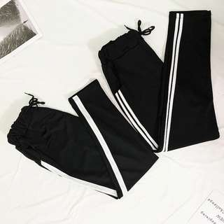🚚 PO Korean ulzzang sweat/track pants / jogger