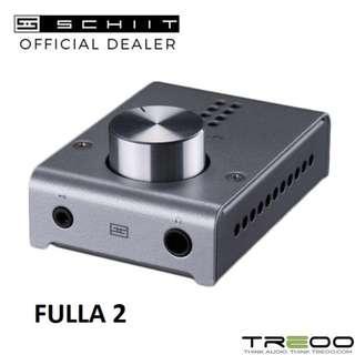 Schiit Audio Fulla 2 Desktop Headphone Amplifier & USB DAC