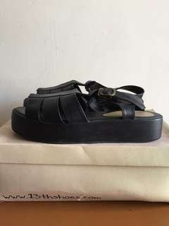 13th shoes stella black platform