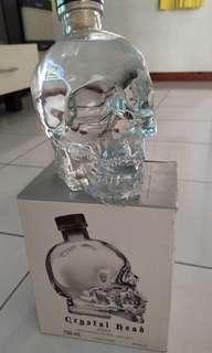 [ALCOHOLIC] CRYSTAL HEAD VODKA