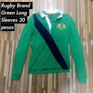 Rugby Long Sleeves