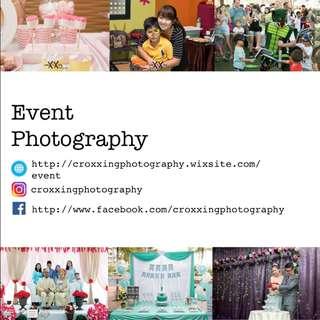Event Photography (ROM, Birthday, Wedding etc)