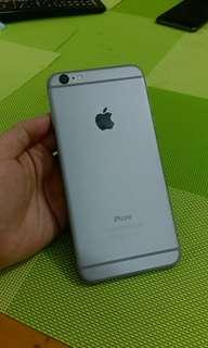 iPhone 6plus 64GB 太空灰