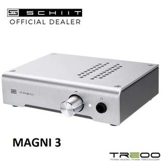 Schiit Audio Magni 3 Desktop Headphone Amplifier