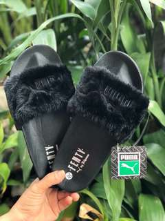 Sandal fur by Puma