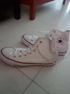 High Cut Converse Shoes