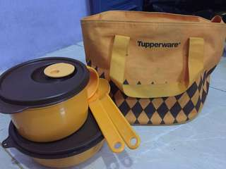 Tupperware - Rice Box