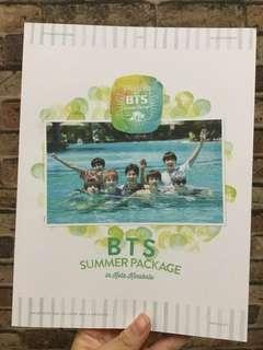 BTS Summer Package 2015 (PHOTOBOOK)