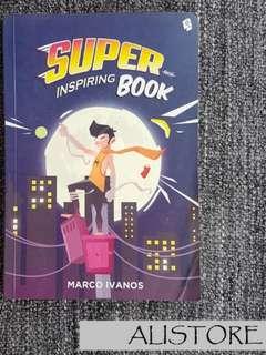 Super Inspiring Book, 2016, Marco Ivanos, Bukune