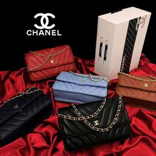 Chanel Quilted Sling