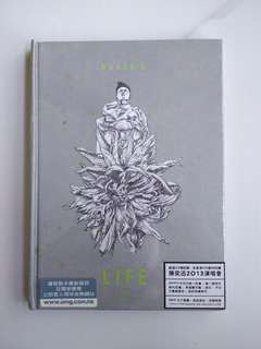 Eason Chan - LIFE Concert DVD 陳奕迅2013演唱會 (2DVD)  - Sealed and Brand Nee in Box