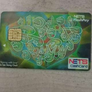 🚚 Old Expired NETS  Cashcard