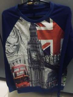 Union Jack Long Sleeve