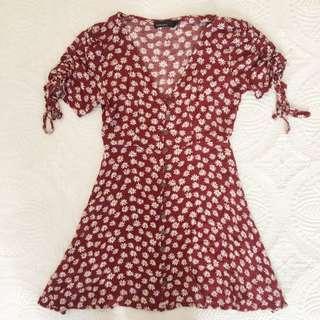 Stellino Floral Dress Size 6