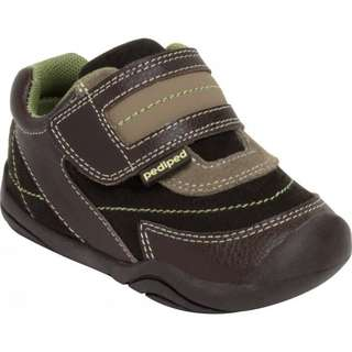BN Pediped Grip N Go Teddy Chocolate Shoes