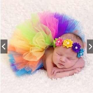 (Instocks) Newborn Baby Photography Props headband Cap