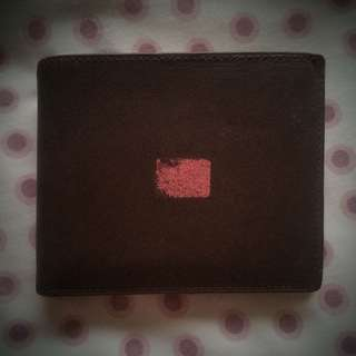 Unisex Vintage Leather Wallet