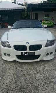 BMW Z4 CABRIOLET Samsung Bayar
