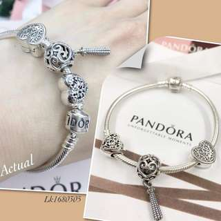 Pandora Tassel Bracelet