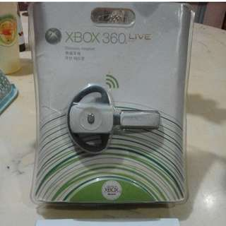 WIRELESS HEADSET XBOX 360 KEREN ORIGINAL