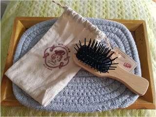 Mini comb beech wood