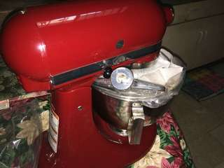 kitchenaid artisan mixer 110volts