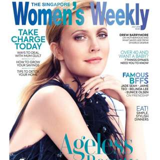 The Singapore Women's Weekly – July 2018