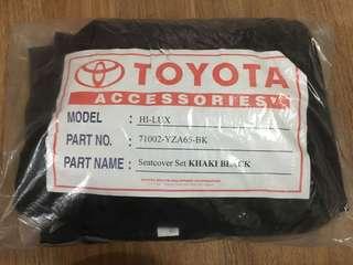 Toyota Hi-lux original seat cover